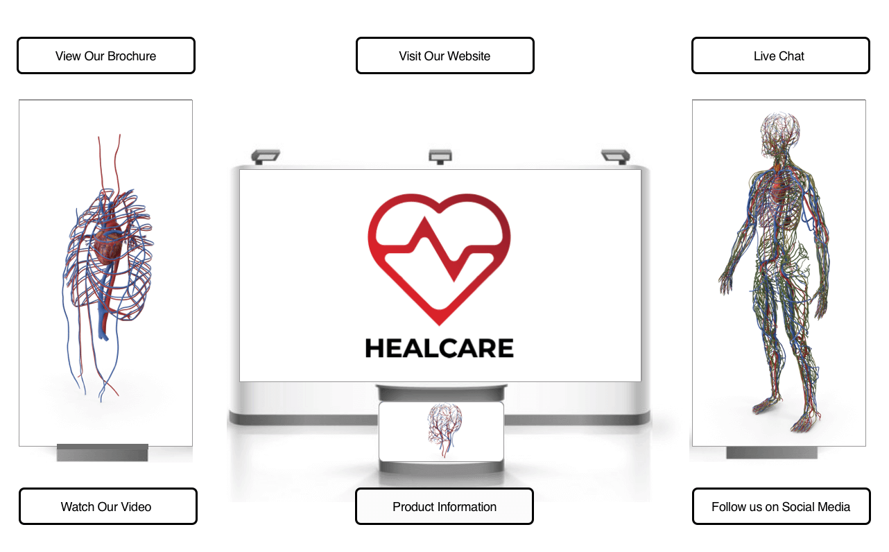 HealCare Booth