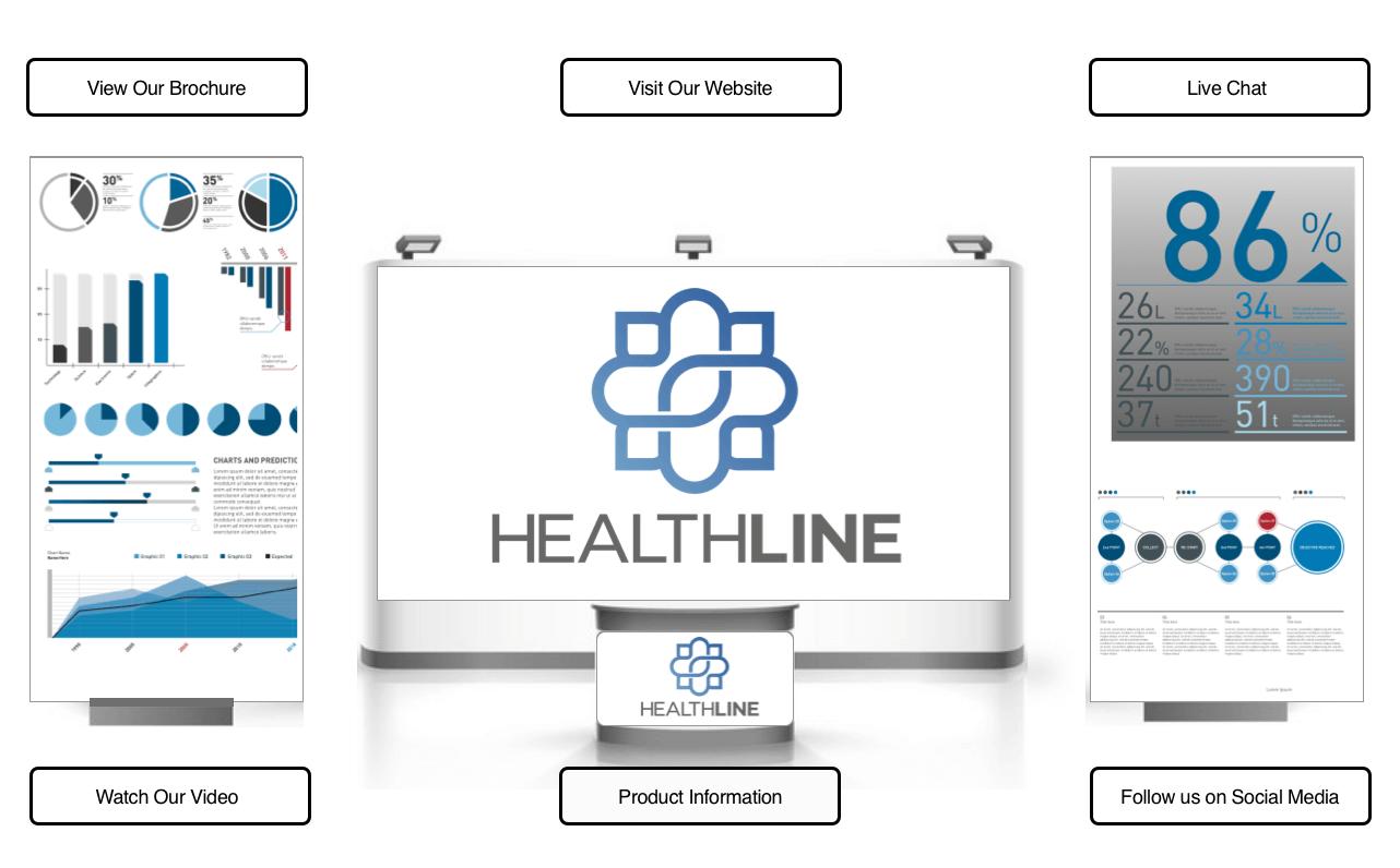 HealthLine Booth