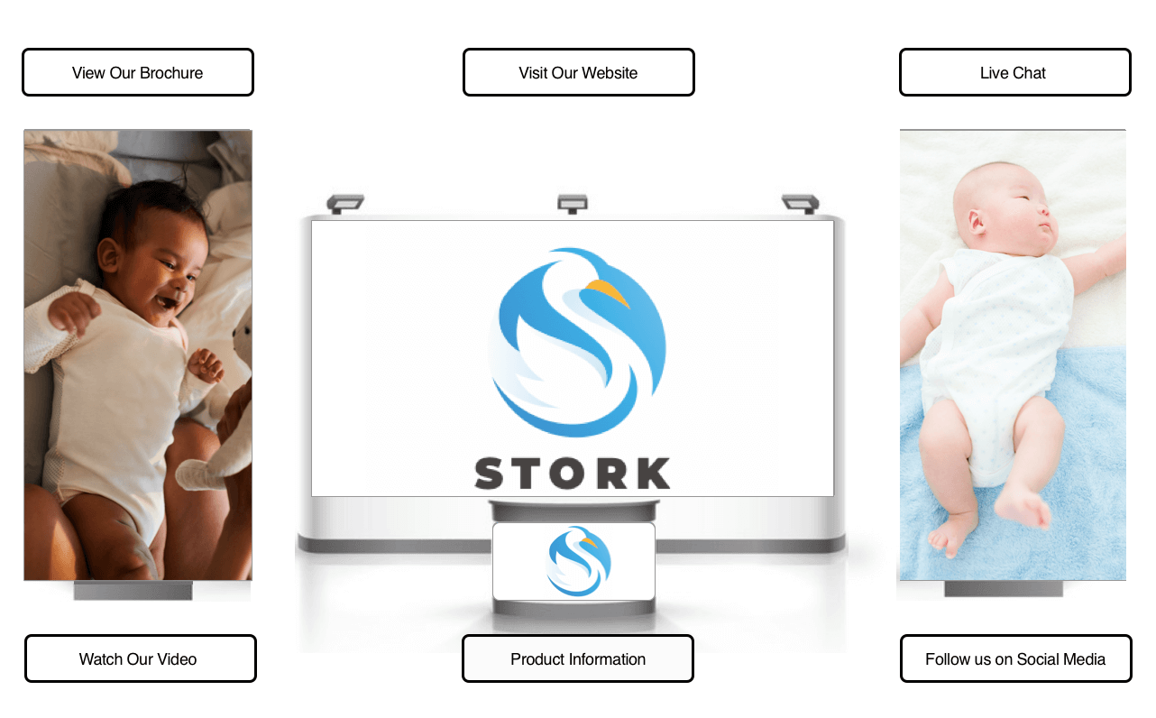 Stork Booth